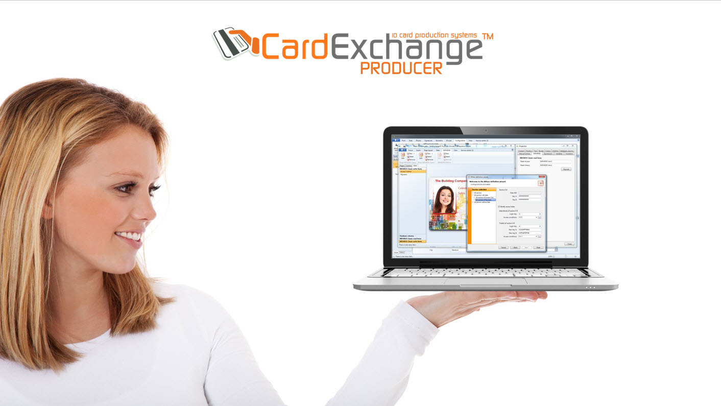 card exchange software